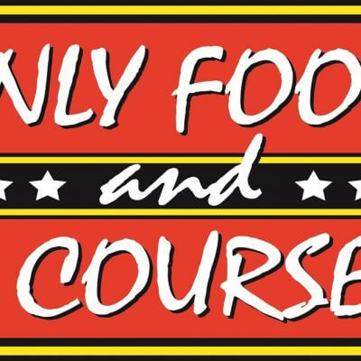 Only fools and 3 course meal